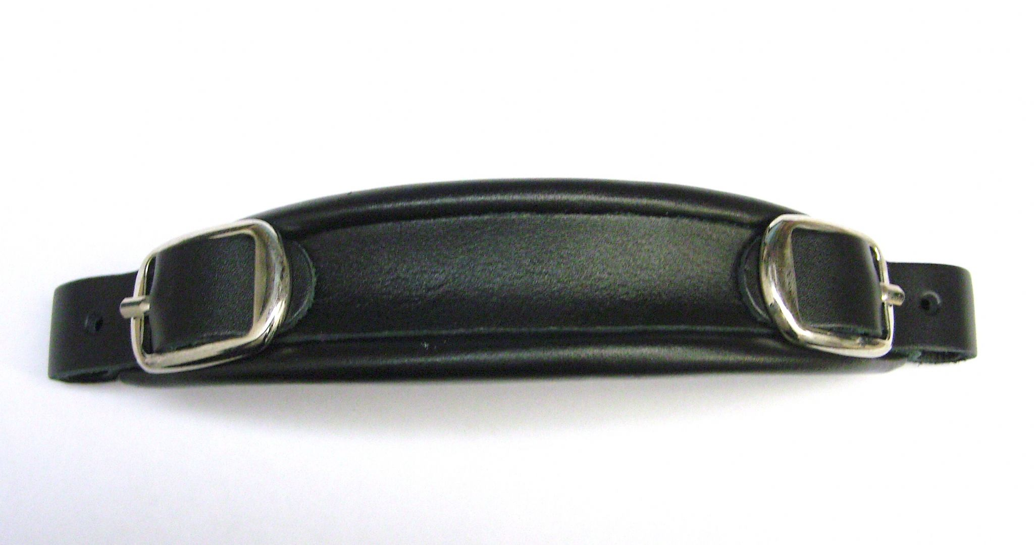 Leather Replacement Handle With Buckles For Guitar Case